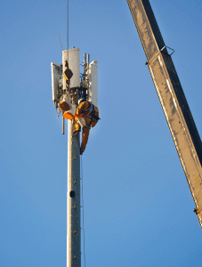 cell tower safety
