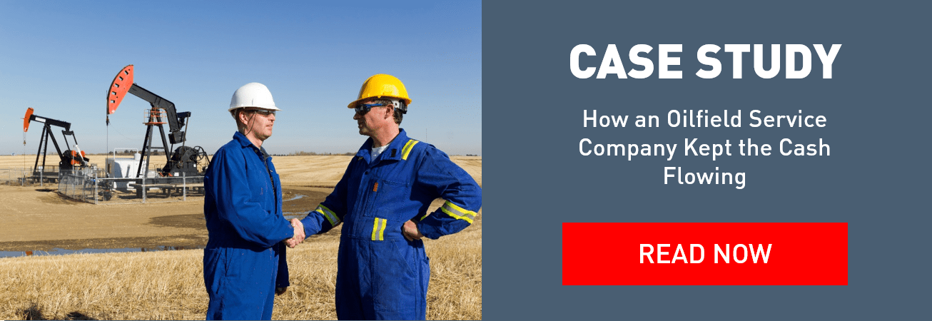 Oilfield Services invoice factoring and cash flow funding