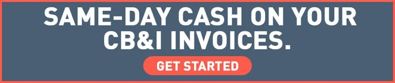 factoring invoices for CB&I