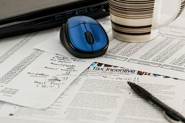 business credit card, business line of credit or invoice factoring