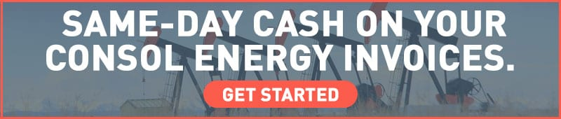 Factoring Invoices for Consol Energy