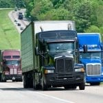 Current freight trends
