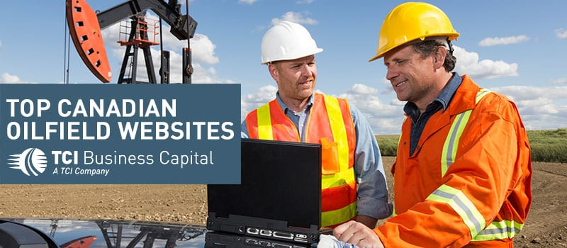 top Canadian oilfield websites