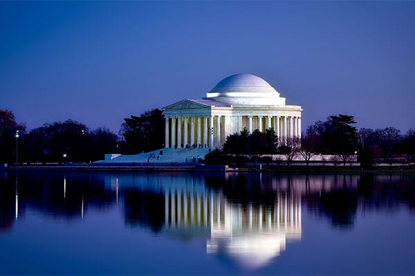Jefferson Memorial - Washington D.C. factoring companies