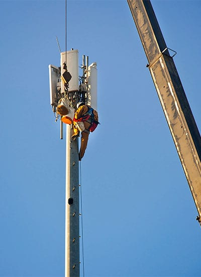 Wireless tower risk