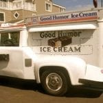1970s good humor ice cream truck