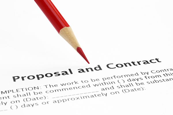 invoice factoring agreement and proposal