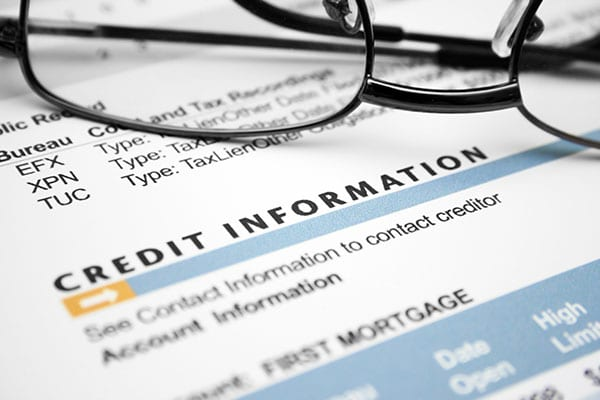 How personal credit can affect quailifying for invoice factoring.