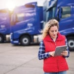 Invoice factoring for trucking companies. .