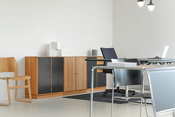 Affordable office furniture.