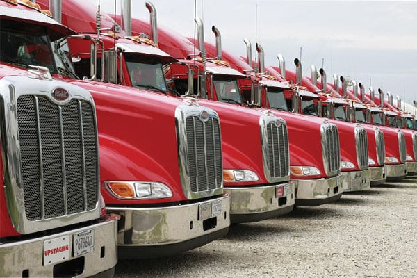 How COVID-19 is affecting trucking