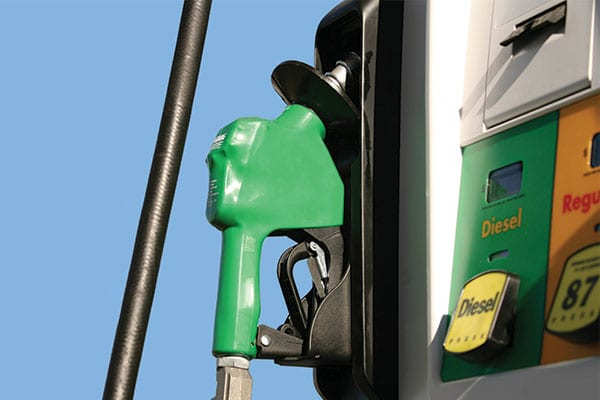 There are concerns about tanker shipping due to a decline in diesel demand, gasoline, and jet fuel.